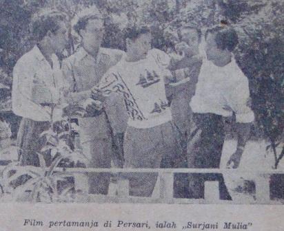 Abdul Hamid Arief - FIlm Surjani Mulia