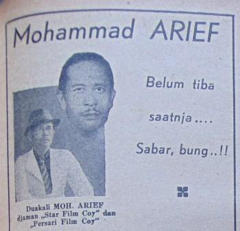 Mohammad Arief